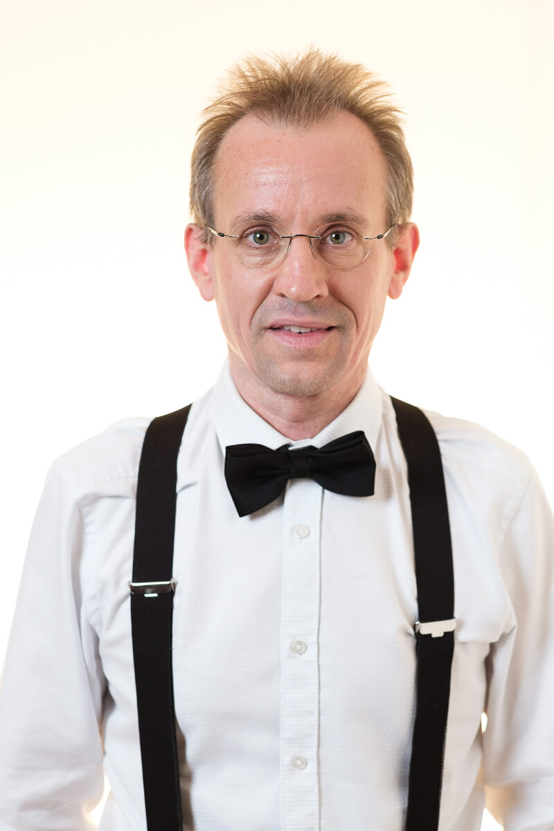 Abb. Axel Spoerl, Gitarrist in Toni's Kapelle