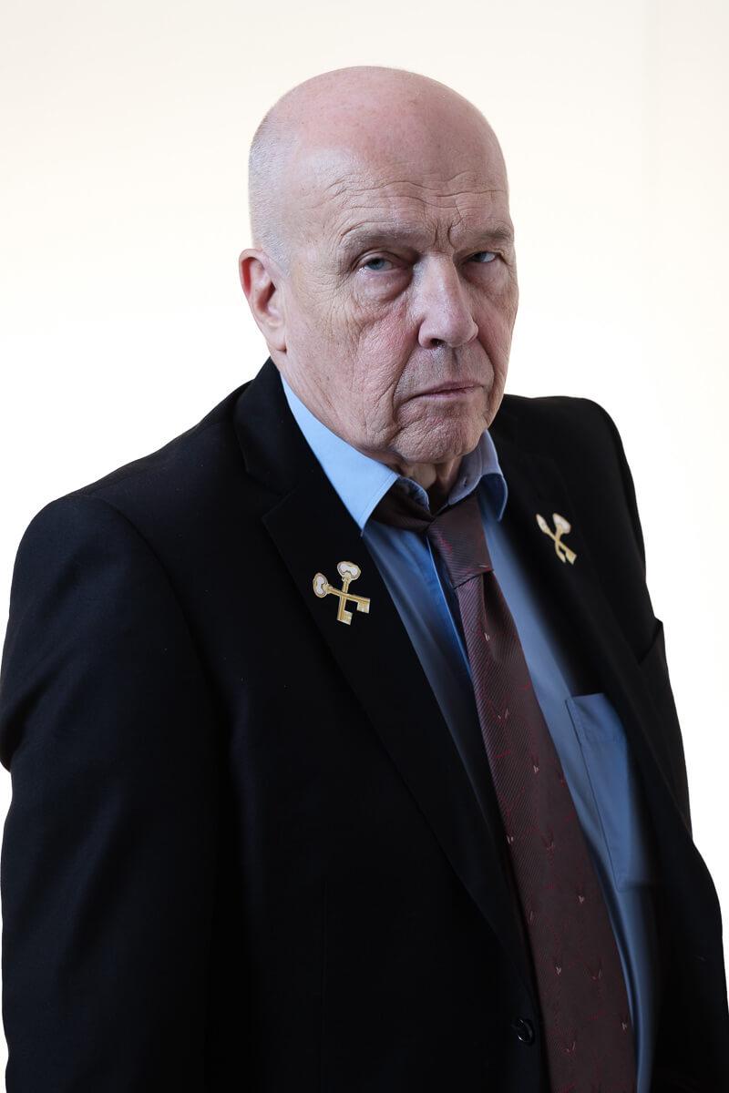 Abb. Karl Swoboda, Rezeptionist in Toni's Hotel